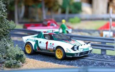 LANCIA STRATOS 1977 Team Slot