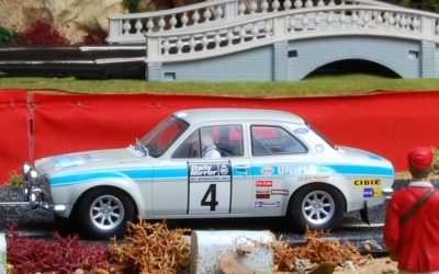 FORD ESCORT RS 1600 1972 Superslot