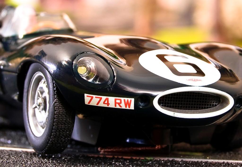 Jaguar D-Type Le Mans 1955 Autoart