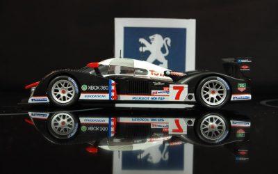 Peugeot 908 HDI FAP Le Mans 2007