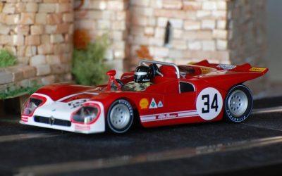 Alfa Romeo 33/3 12 Horas Sebring Slot.it