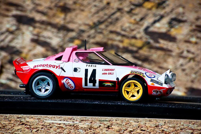 LANCIA STRATOS 1977 Team Slot (II)