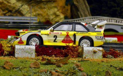 AUDI QUATTRO SPORT S1 1986 Team Slot