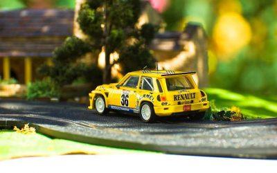 Renault 5 Maxi Turbo GR. B Team Slot