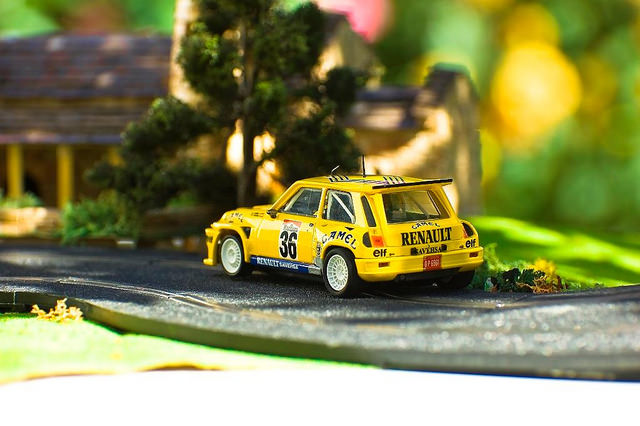 Renault 5 Maxi Turbo GR. B Team Slot