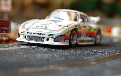 Porsche 935 K3 Le Mans 1980 Fly Car Model