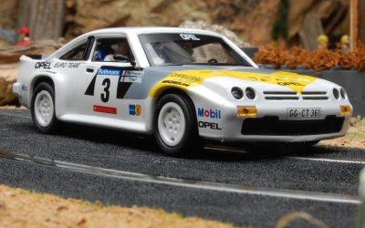 Opel Manta 400 1984 Sloter