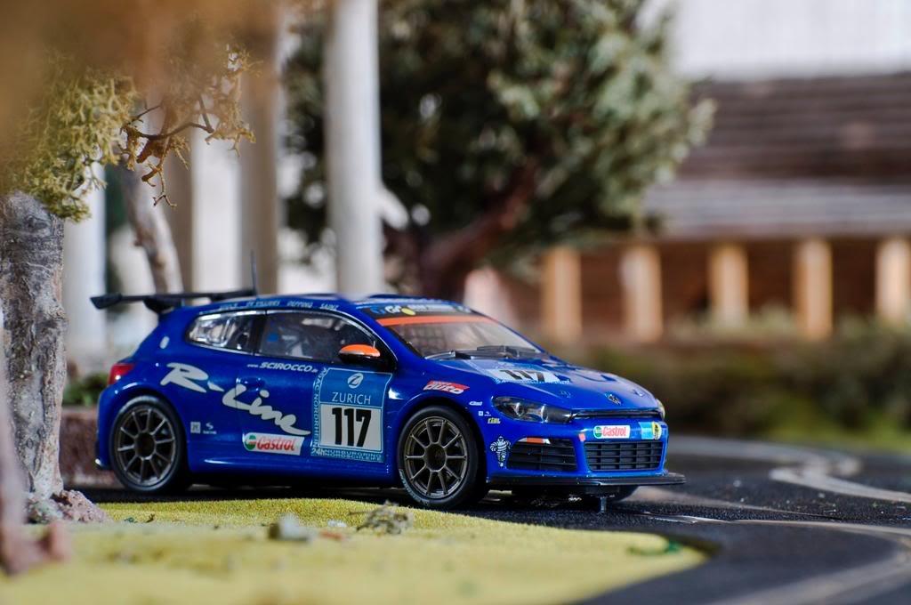 Volkswagen Scirocco GT24 24h Nürburgring 2008
