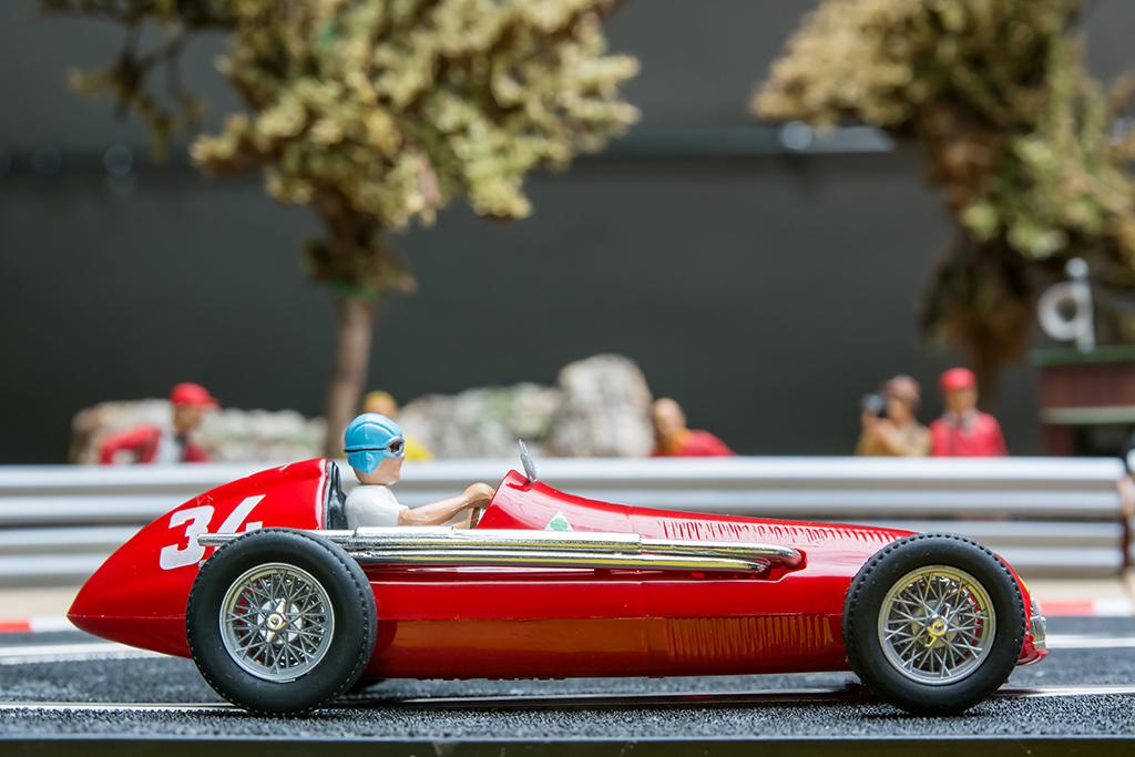 Alfa Romeo 158 Alfetta F1 Cartrix
