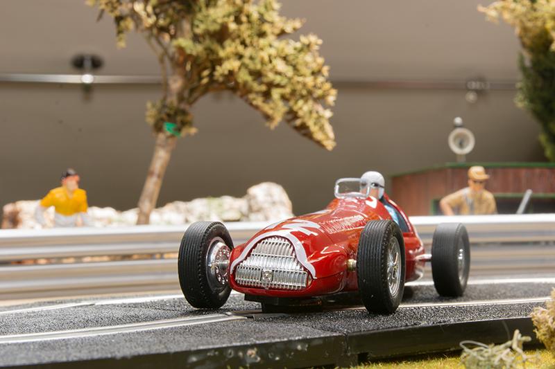 Alfa Romeo Alfetta 158 F1 1950