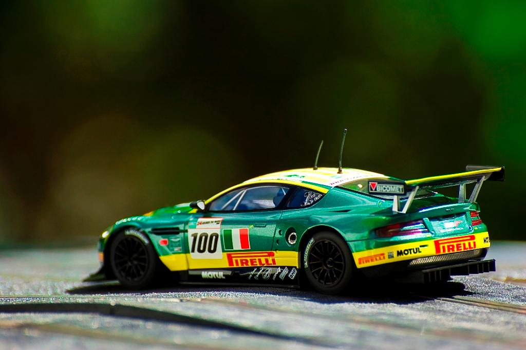 Aston Martin DBR9 Le Mans 2007 SuperSlot (club)