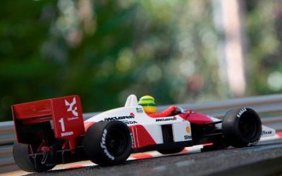McLaren MP4/6 Ayrton Senna1991