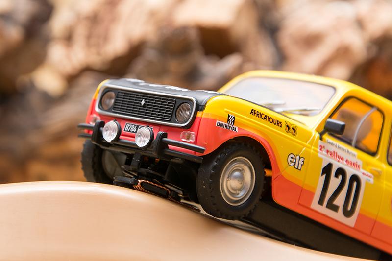 Renault 4 1979 Dakar