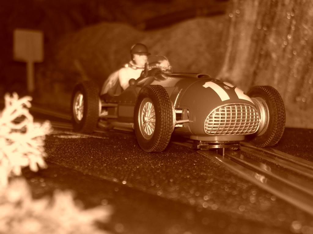 Ferrari 375 F1 1955 SuperSlot