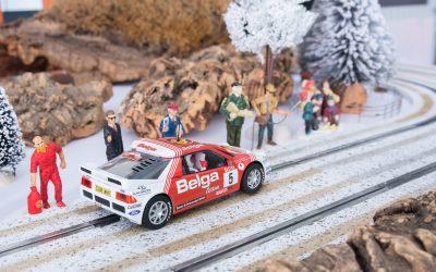 Ford RS200 Belga Team Rally de Ypres 1986 Superslot
