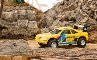 Historias de los rallys. Ari Vatanen. Campeón del mundo rallys.