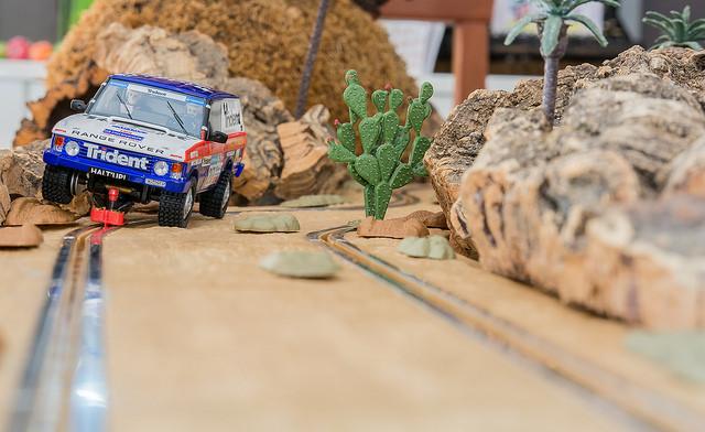 Range Rover Dakar 1991