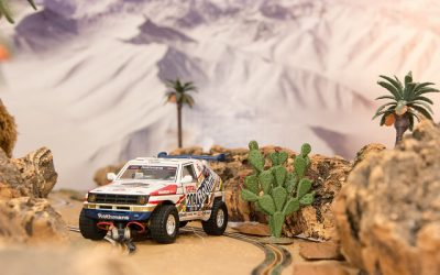 Mitsubishi Pajero Dakar 1992 B. Saby – P. Maimon