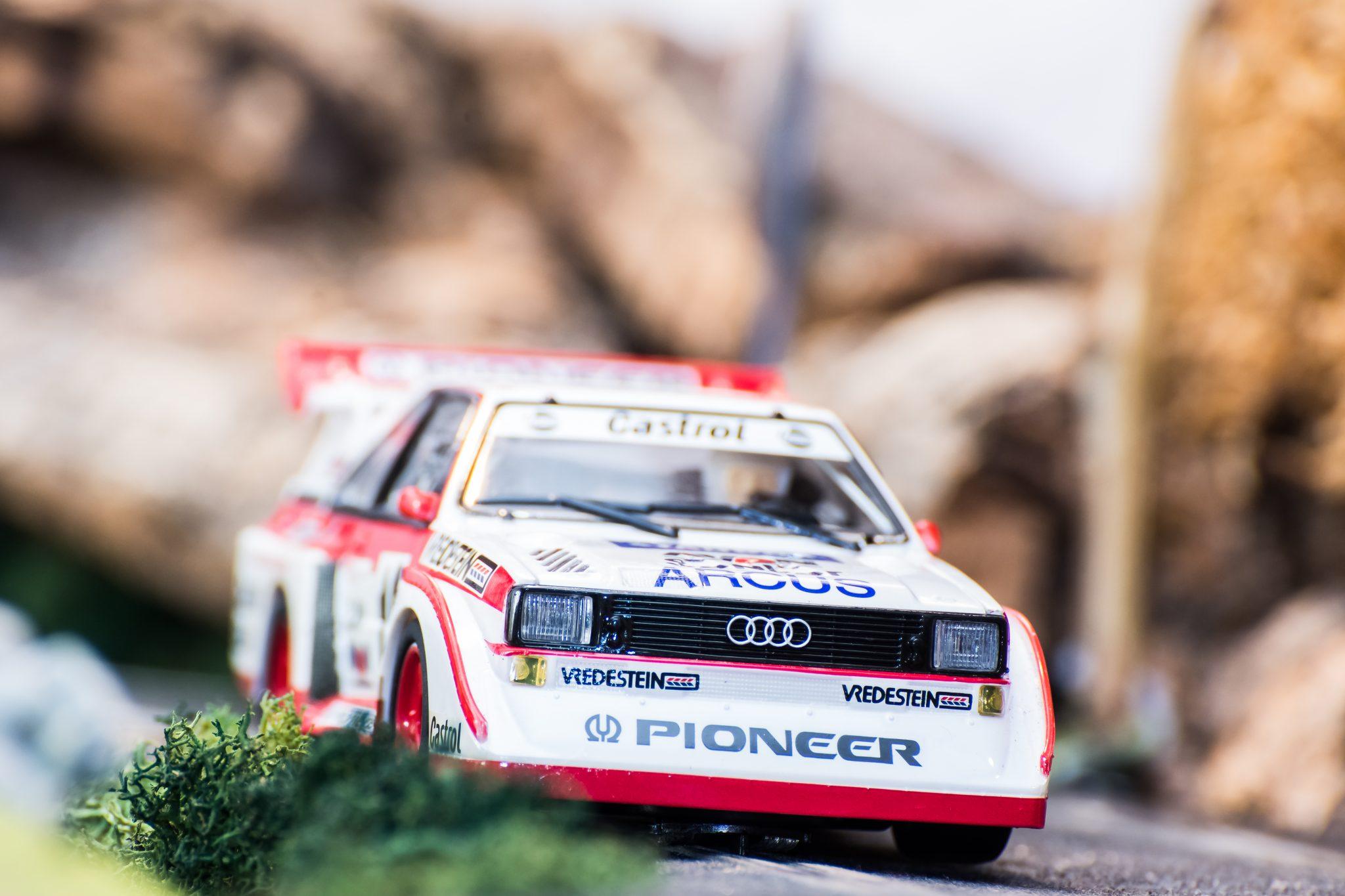 Audi Quattro Sport S1 E2 Rally Cross Suecia 1990