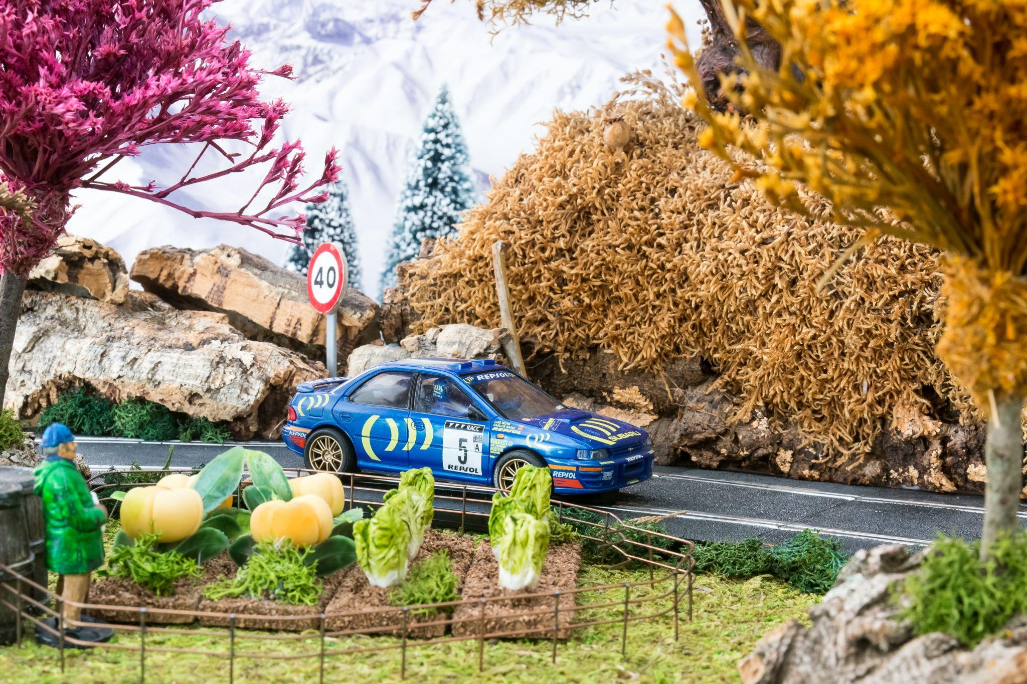 Subaru Impreza Rally Cataluña 1995