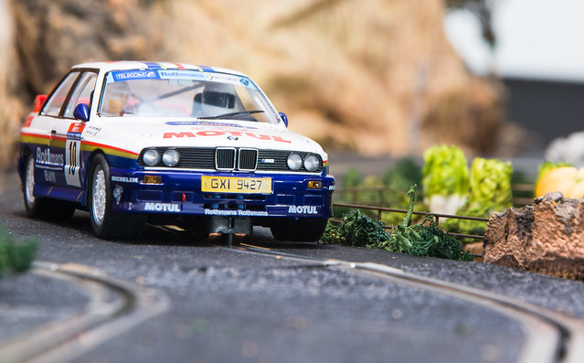 BMW M3 E30 Tour de Corse 1987 Slotwings