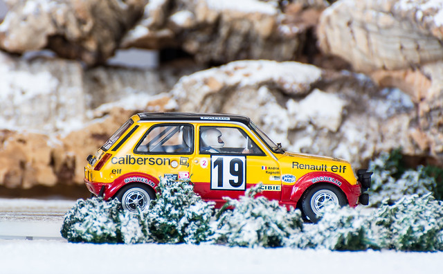 Renault 5 Alpine Rally de Monte-Carlo 1978