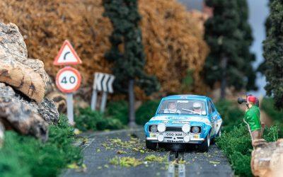 Ford Escort RS MKI Rally RAC 1973