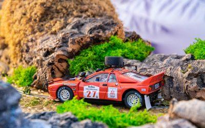 Lancia 037 Rally Safari 1986 Hellier y Williamson