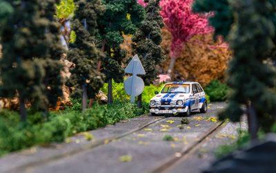 Ford Fiesta 1.600 XR2 Rally de Monte Carlo 1982