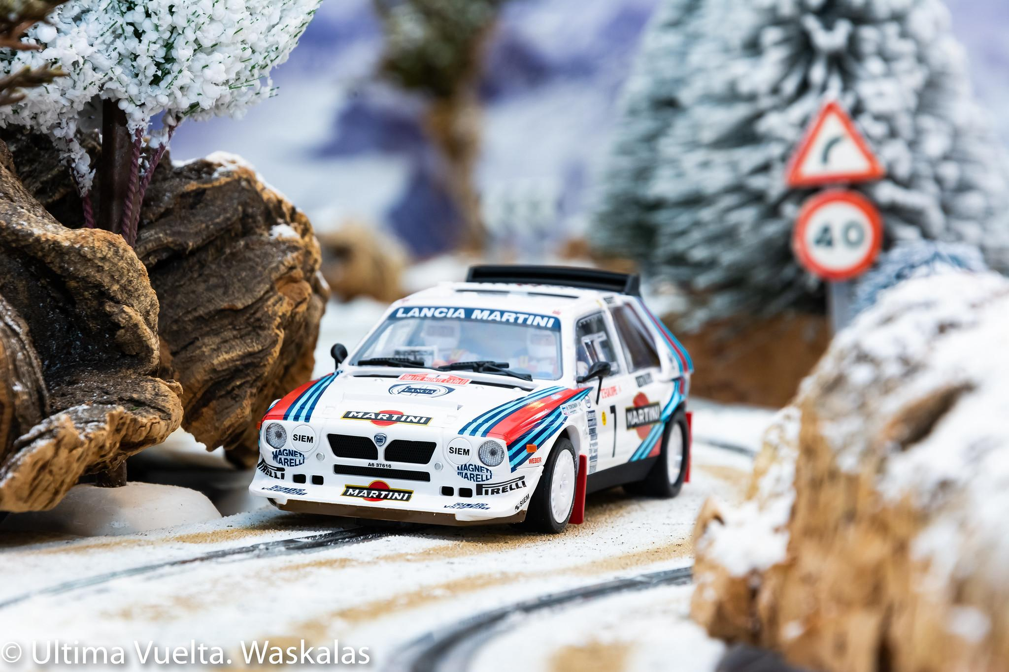 Lancia Delta S4 Rally Monte Carlo 1986