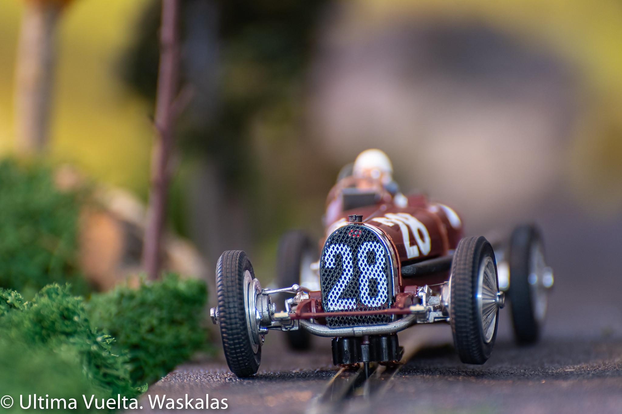 Bugatti Type 59 Gran Premio Mónaco 1934