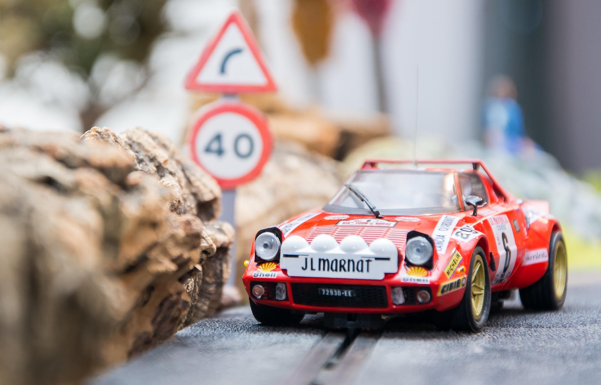 Lancia Stratos HF Tour de Corse 1975