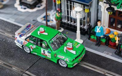 BMW M3 E30 Rally Villa de Teror 2006